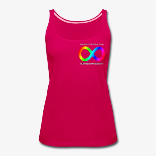 Embrace Neurodiversity - Women's Premium Tank Top