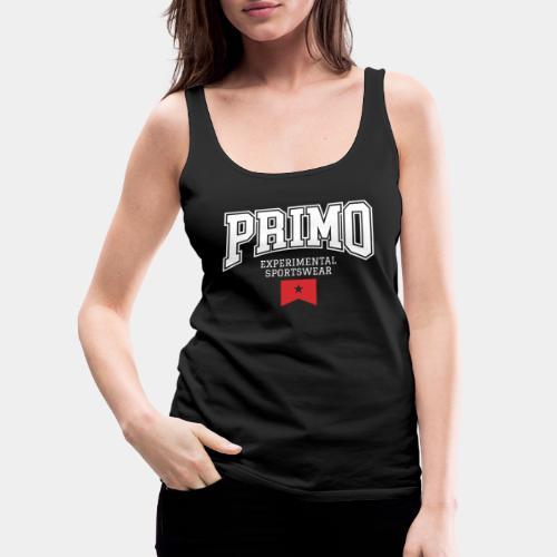 experimental sportswear streetwear - Women's Premium Tank Top
