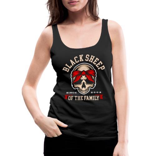 black sheep of the family - Women's Premium Tank Top