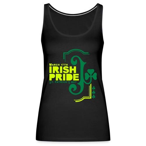 IRISH PRIDE - Women's Premium Tank Top
