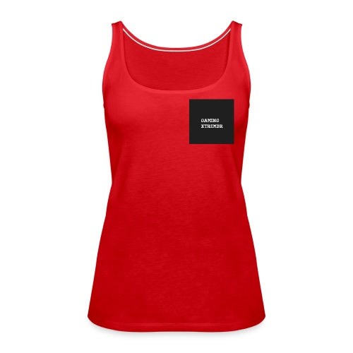 Gaming XtremBr shirt and acesories - Women's Premium Tank Top
