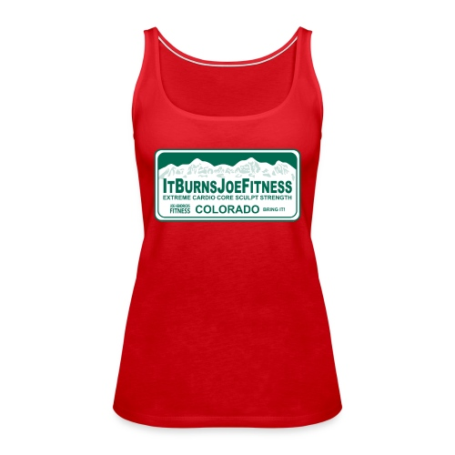 IBJF License - Women's Premium Tank Top