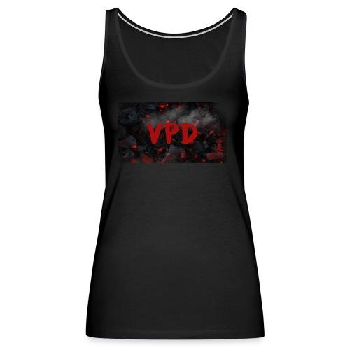 VPD Smoke - Women's Premium Tank Top