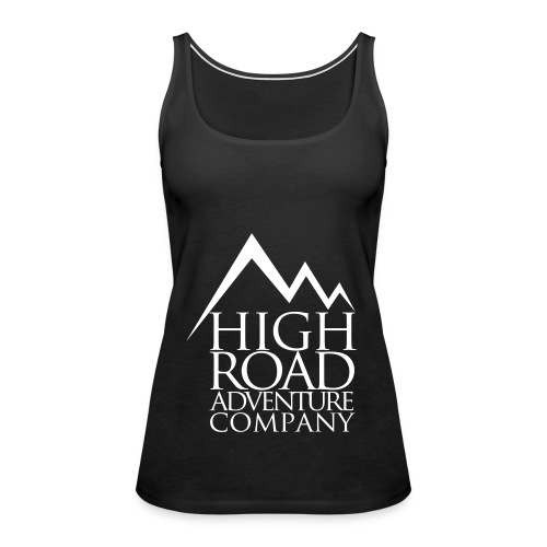 High Road Adventure Company Logo - Women's Premium Tank Top