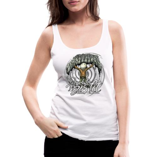 proud to misfit - Women's Premium Tank Top