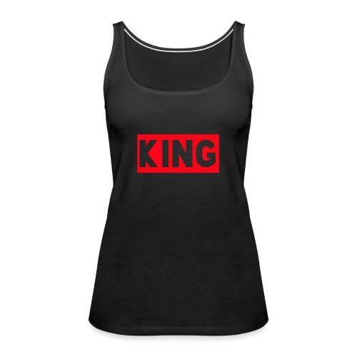 KingDefineShop - Women's Premium Tank Top