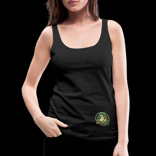 Archigantegou Logo Color - Women's Premium Tank Top