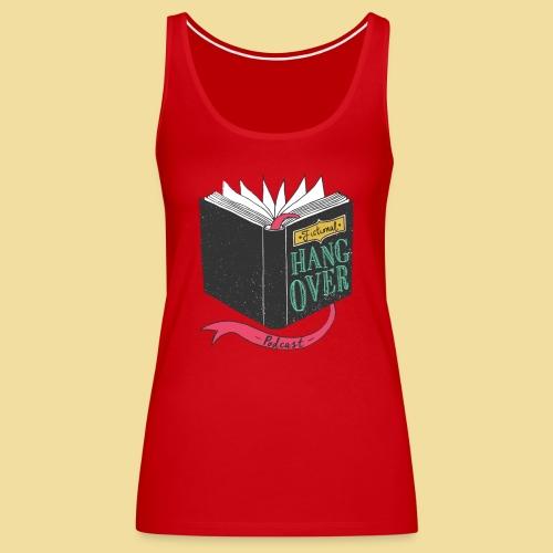 Fictional Hangover Book - Women's Premium Tank Top