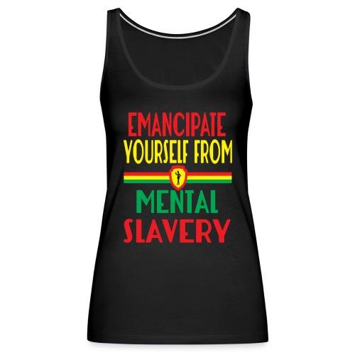Emancipate yourself/Women - Women's Premium Tank Top