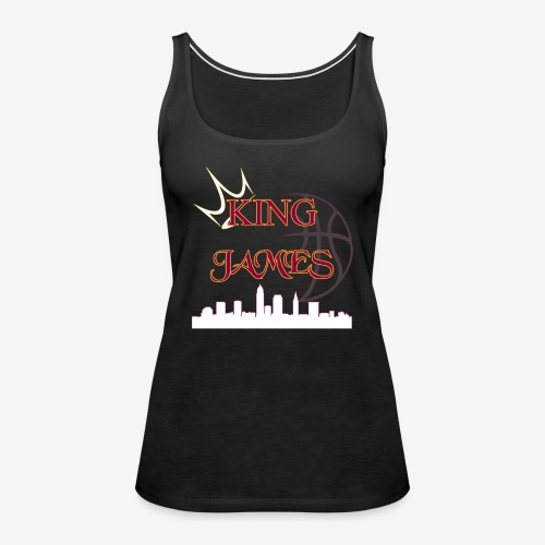 king james - Women's Premium Tank Top