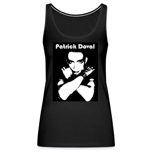 Patrick Doval Logo - Women's Premium Tank Top