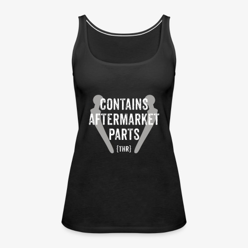 Hip Surgery - Women's Premium Tank Top