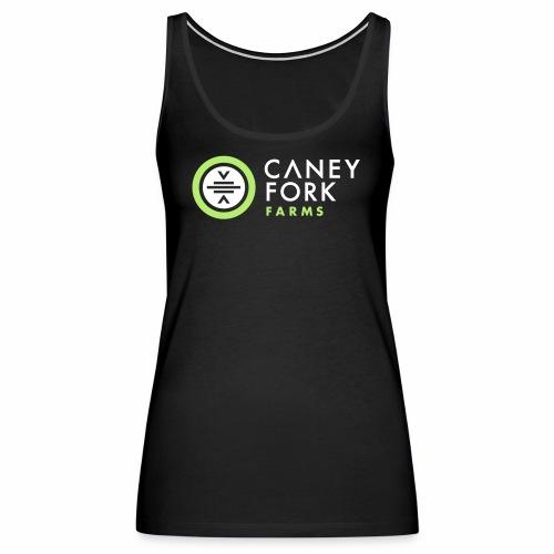 CFF Primary Color - Women's Premium Tank Top