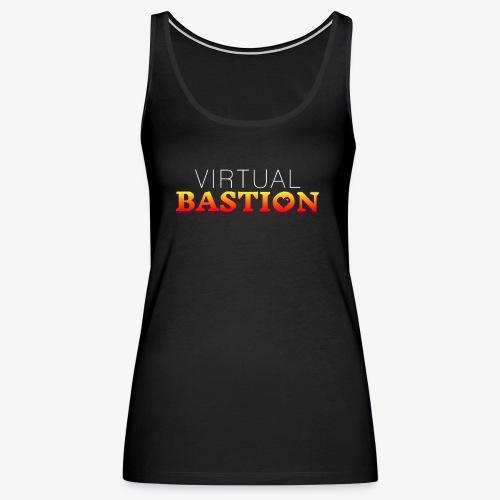 Virtual Bastion - Women's Premium Tank Top