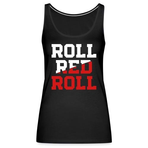 rrr v - Women's Premium Tank Top