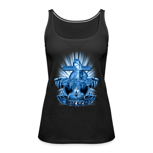 Sacred by RollinLow - Women's Premium Tank Top