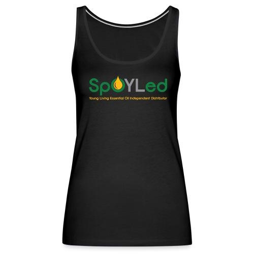 SpOYLed HR png - Women's Premium Tank Top