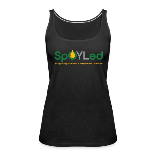 SpOYLed HR png - Women's Premium Tank Top