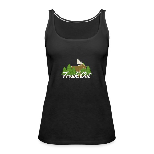Fresh Out Nature Collection - Women's Premium Tank Top