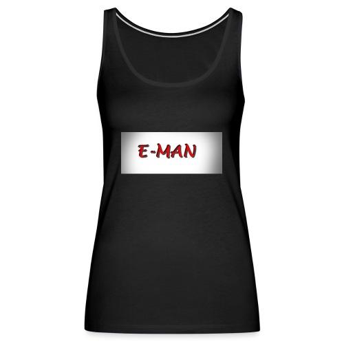 E-MAN - Women's Premium Tank Top