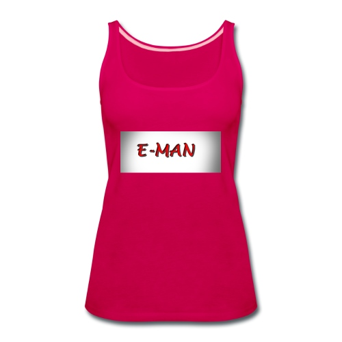 E-MAN - Women's Premium Tank Top