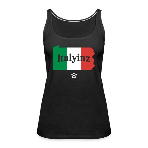 Italyinz_ - Women's Premium Tank Top
