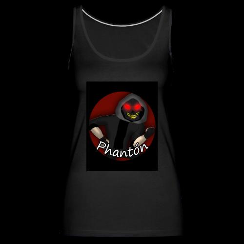 Phantón T-Shirt Design - Women's Premium Tank Top