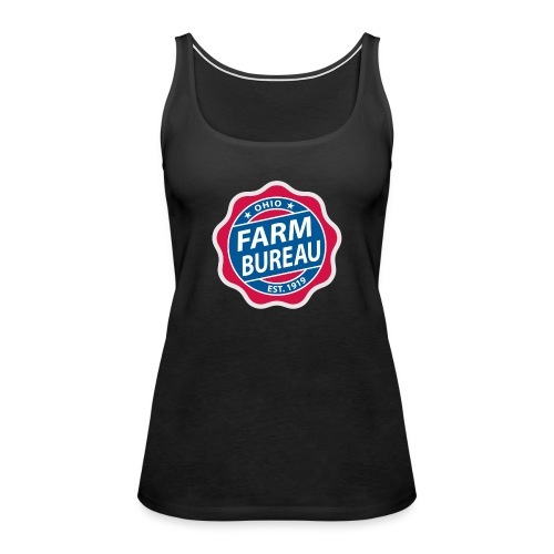 Color Logo - Women's Premium Tank Top