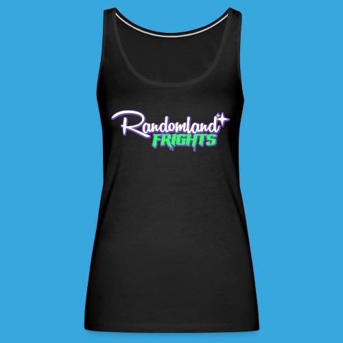 Randomland Frights - Women's Premium Tank Top