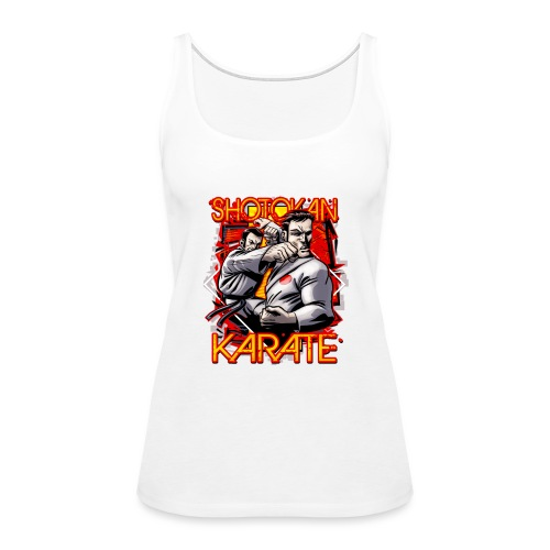 Shotokan Karate - Women's Premium Tank Top