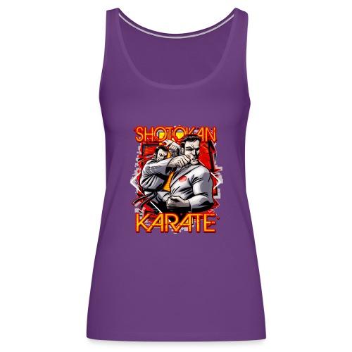 Shotokan Karate - Women's Premium Tank Top