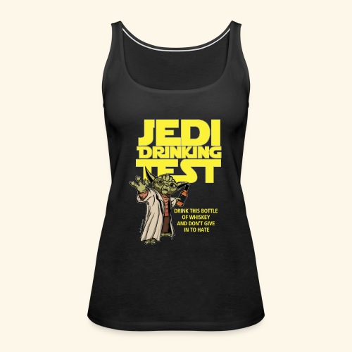 jeditest - Women's Premium Tank Top