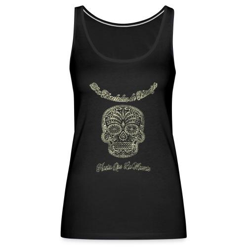 Men's Dos Tonalades Vato Shirt - Women's Premium Tank Top