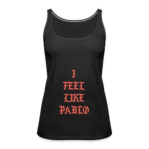 Pablo - Women's Premium Tank Top