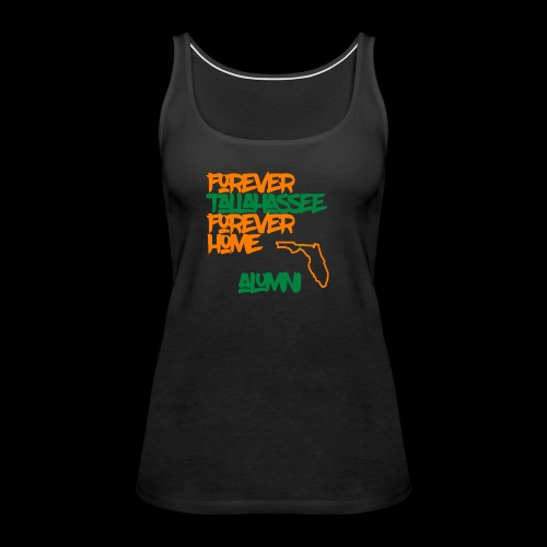 Forever Tally - Women's Premium Tank Top