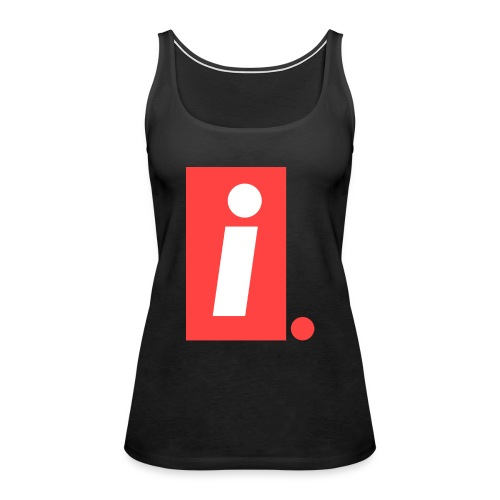 Ideal I logo - Women's Premium Tank Top
