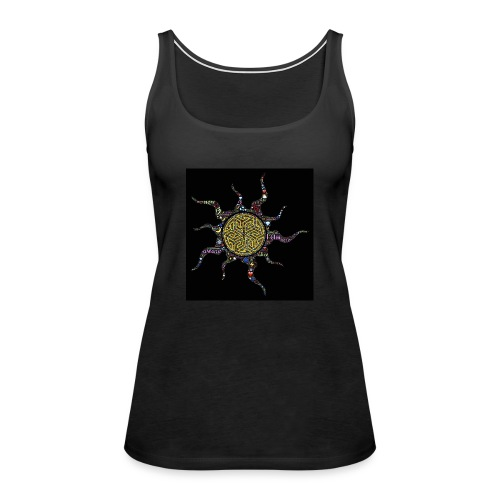 awake - Women's Premium Tank Top