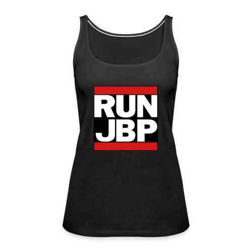 RUN JBP - Women's Premium Tank Top
