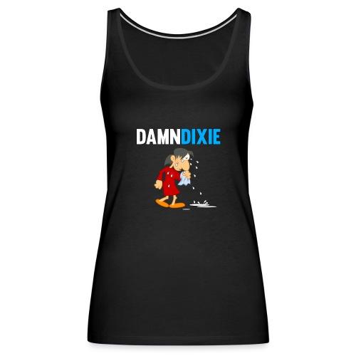 Damn Dixie - Women's Premium Tank Top