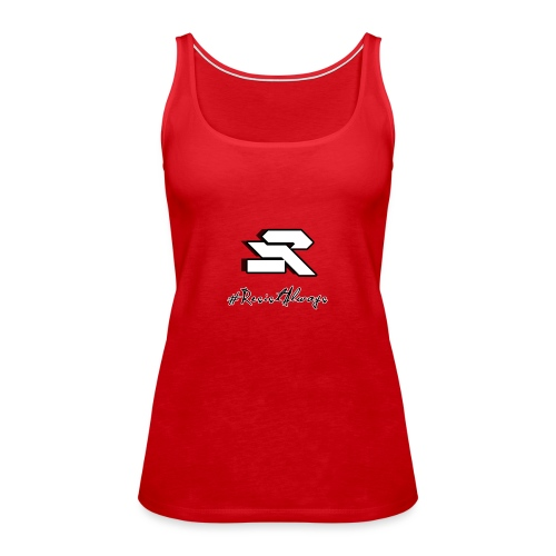 #ResistAlways Shirt - Women's Premium Tank Top