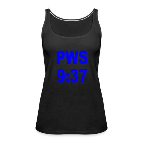 PWS 9:37 - Women's Premium Tank Top