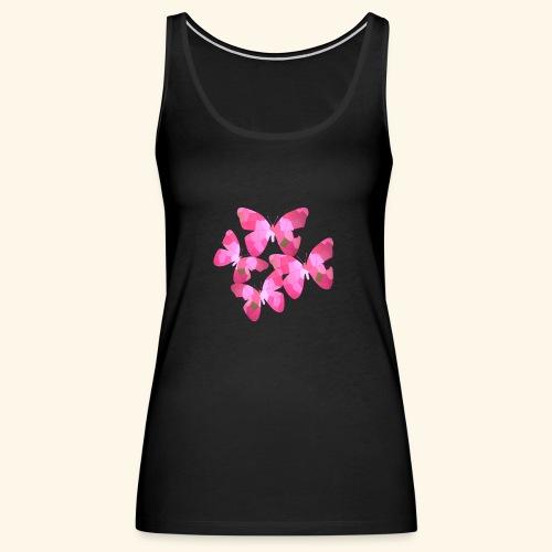 butterfly_effect - Women's Premium Tank Top