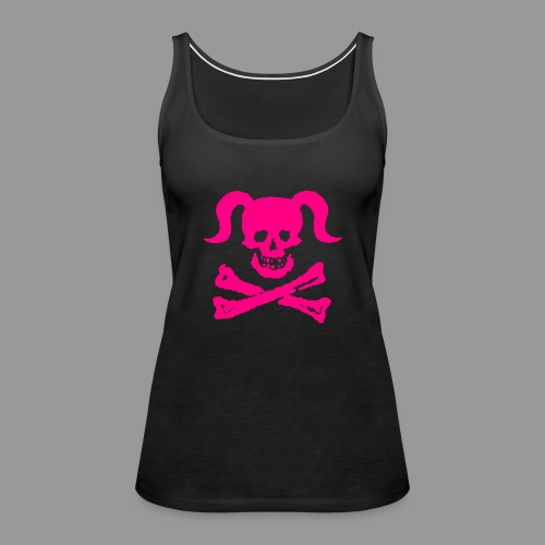 Dirty Girly - Women's Premium Tank Top