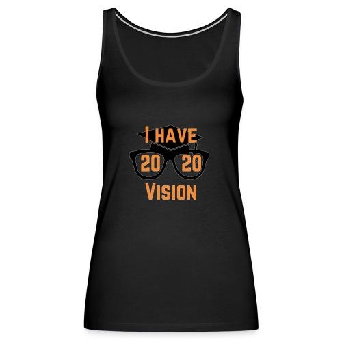 Class of 2020 Vision - Women's Premium Tank Top