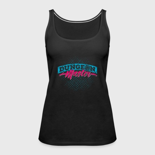 Dungeon Master & Dragons - Women's Premium Tank Top
