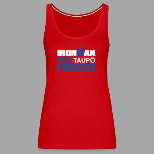 70.3 Taupo alt - Women's Premium Tank Top