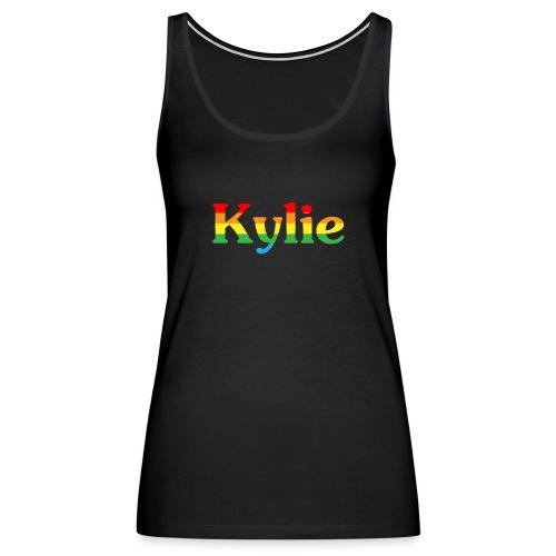 Kylie Minogue - Women's Premium Tank Top