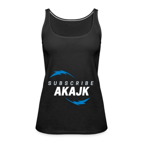flash - Women's Premium Tank Top