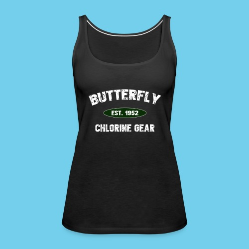 Butterfly est 1952-M - Women's Premium Tank Top