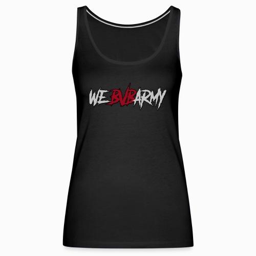 BLACK VEIL BRIDES ARMY - Women's Premium Tank Top